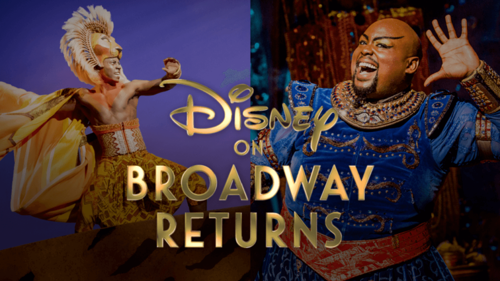 Disney on Broadway Returns Video Thumbnail